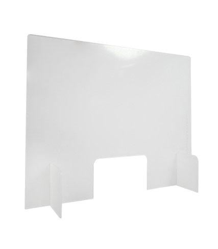 Barreira em acrílico 60x80cm
